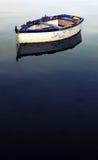 Barco de pesca na Croácia Fotografia de Stock Royalty Free