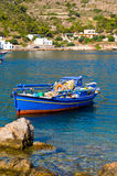 Barco de pesca pequeno Fotografia de Stock Royalty Free