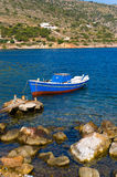 Barco de pesca pequeno Foto de Stock Royalty Free