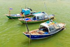 Barco de pesca pequeno Fotos de Stock Royalty Free