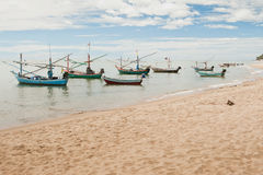 Barco de pesca, Tailândia Fotografia de Stock