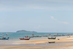Barco de pesca tailandês Imagem de Stock