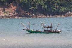 Barco de pesca tailandês Foto de Stock