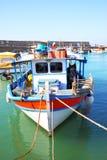 Barco de pesca velho Foto de Stock Royalty Free