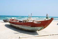 Barco de pesca Vietnam de Danang Imagem de Stock