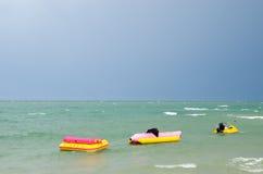 Barco de plátano Imagen de archivo