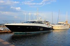 Barco de placer Imagen de archivo