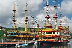 Barco de prazer Foto de Stock