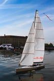 Barco de RC Fotos de archivo
