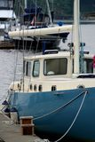 Barco de reclinación Foto de archivo