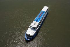 Barco de rio Foto de Stock