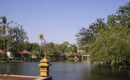 Barco de rio Imagem de Stock