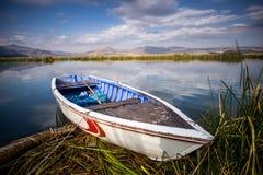 Barco de rowing Imagen de archivo