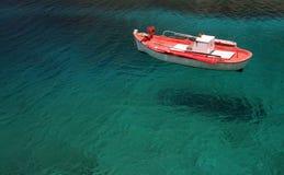 Barco de vôo Fotografia de Stock Royalty Free