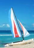 Barco de vela foto de archivo libre de regalías