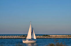 Barco de vela #2 Foto de archivo