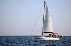 Barco de vela Imágenes de archivo libres de regalías