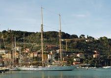 Barco de vela clásico Fotos de archivo