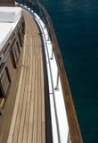 Barco de vela de madera Fotos de archivo