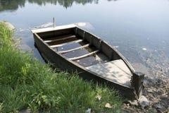 Barco de Velho Barco_Old Foto de Stock