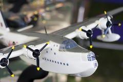 Barco de voo curto de Sunderland Fotografia de Stock Royalty Free