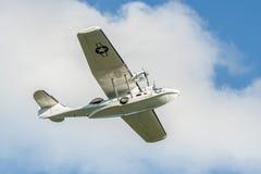 Barco de voo de Catalina Fotografia de Stock Royalty Free