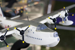 Barco de vuelo corto de Sunderland Fotografía de archivo libre de regalías