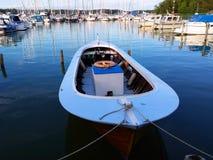 Barco del archipiélago Foto de archivo