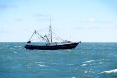 Barco del camarón de Luisiana Imagen de archivo