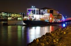 Barco del concierto A38 Foto de archivo