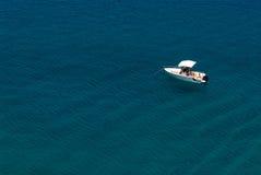 Barco del día Fotografía de archivo libre de regalías