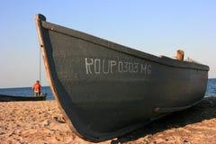Barco del pescador Fotografía de archivo libre de regalías