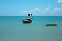 Barco del pirata Imagen de archivo