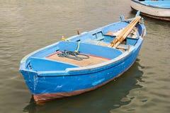Barco 2 del ` s de Bari Italy Fisherman Foto de archivo libre de regalías