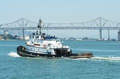 Barco del tirón Foto de archivo