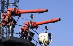 Barco del tirón Fotografía de archivo