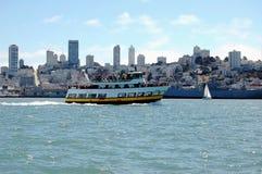 Barco del viaje Imagen de archivo libre de regalías