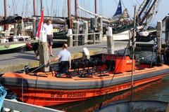 Barco del viaje Fotos de archivo