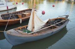 Barco del vintage Fotografía de archivo libre de regalías