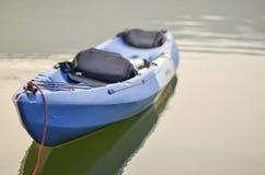 Barco do caiaque Foto de Stock Royalty Free