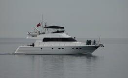 Barco do cruzeiro. foto de stock royalty free