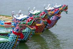 Barco do dragão Fotografia de Stock Royalty Free