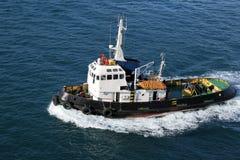 Barco do reboque Foto de Stock Royalty Free