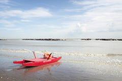 Barco do salvamento Fotografia de Stock Royalty Free