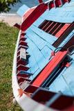 Barco em Kosamui Imagem de Stock