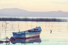 Barco em México fotografia de stock royalty free