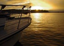 Barco em repouso Foto de Stock