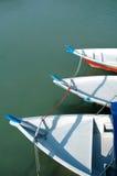 Barco en el mar de langkawi Fotografía de archivo libre de regalías