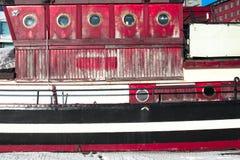 Barco en Finlandia Fotos de archivo