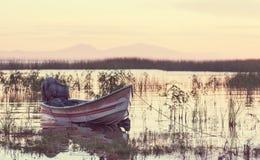 Barco en México Fotos de archivo